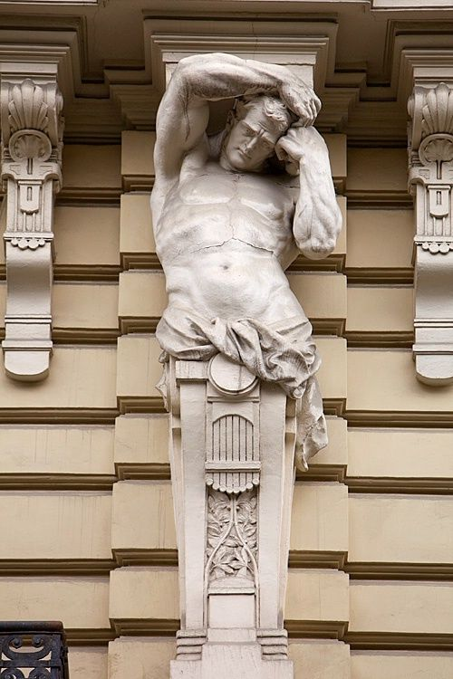 Riga, Latvia: Art deco, Riga, Latvia >> Explores our Deals!