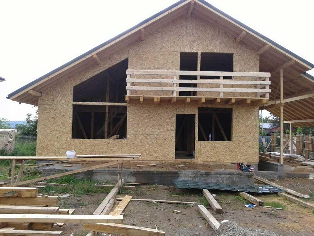 Constructii Case De Lemn Constructia Casei De La Boldesti Scaieni Jud Prahova House Styles Design House