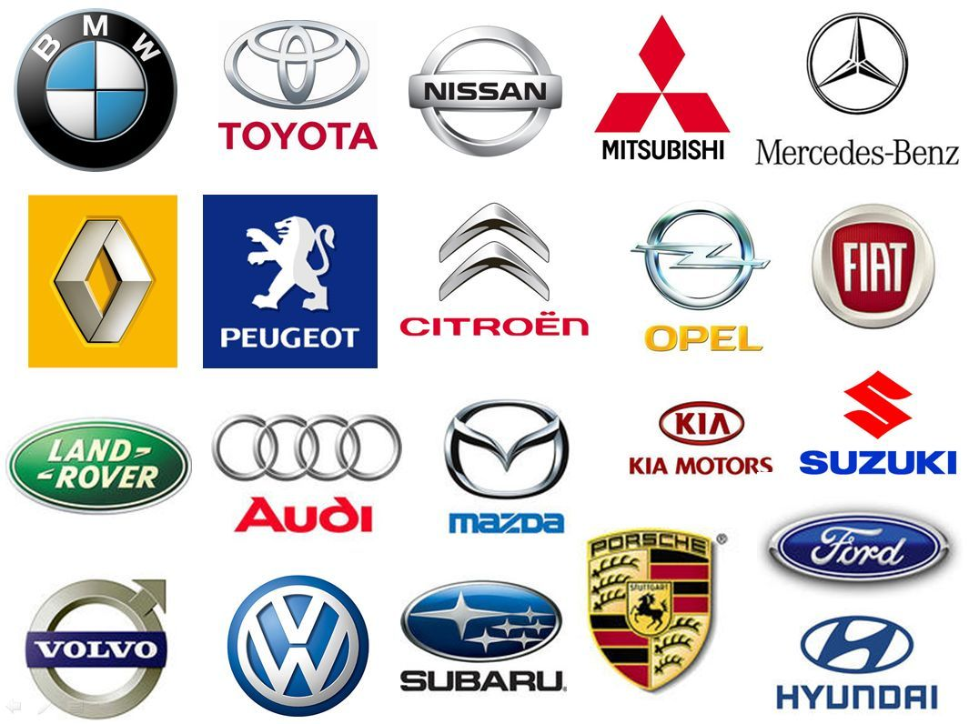 Marque Automobile Logo By Lilly Kemmer Car Logos Car Logos With Names Car Brands