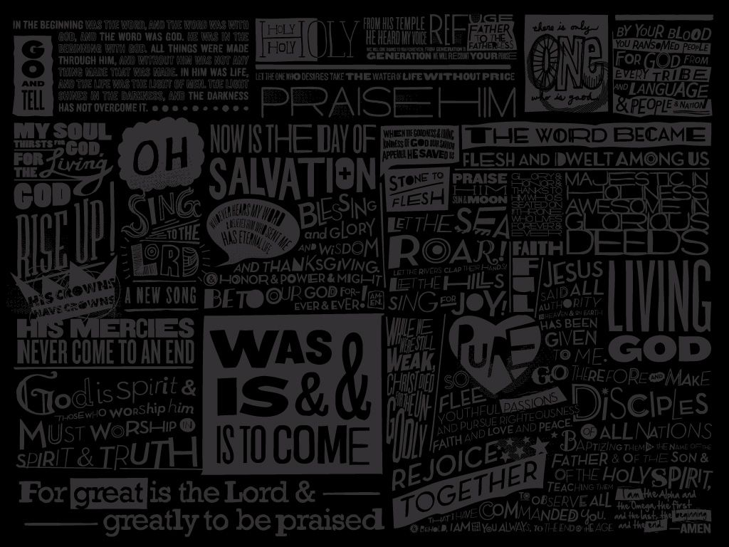 Christian Graphics Scriptures Scripture Wallpaper Typography Wallpaper Christian Wallpaper Hd