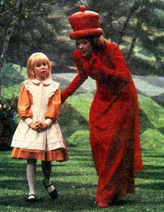 alice in wonderland made for tv 1985