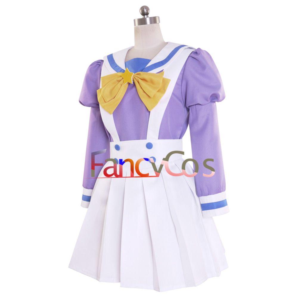 Halloween Women s Go! Princess PreCure Cure Dress Twinkle Kirara Amanogawa  Uniform Cosplay Costume ed9804e13d6e