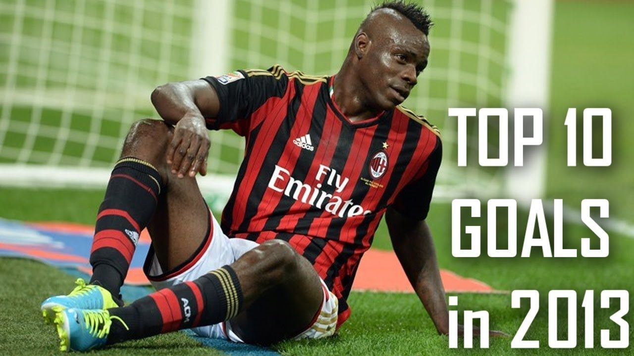 Mario balotelli top goals in hd game on pinterest