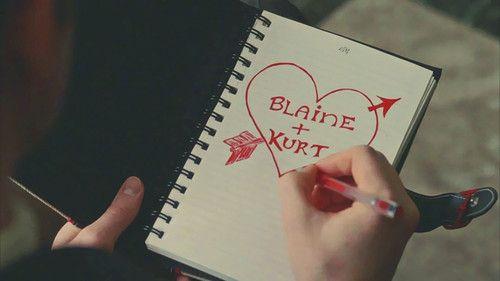 Kurt&Blaine.