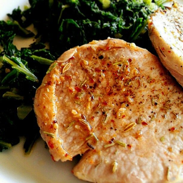 Fast, easy, and healthy? One of my favorite meals is done in 20 minutes...