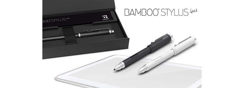 Wacom anuncia Bamboo Stylus Feel para dispositivos móviles - Parentesis.com