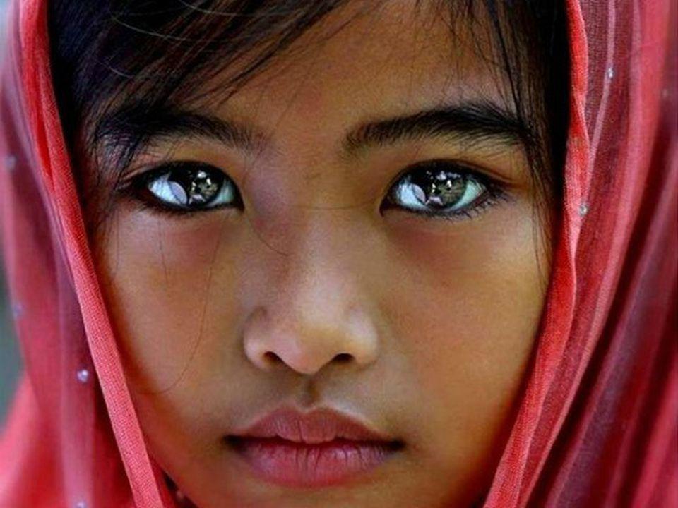 Fotografías De Los Ojos Más Hermosos E Impactantes Del