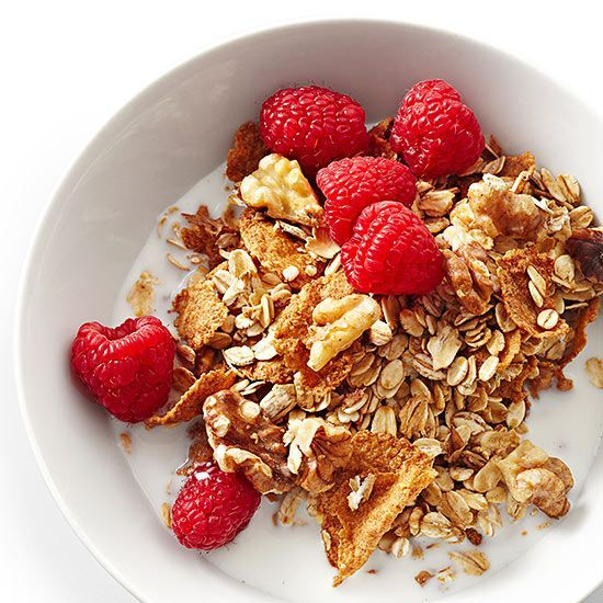 Healthy breakfast recipes under 2 granola cereal granola and food make your own cereal ccuart Image collections