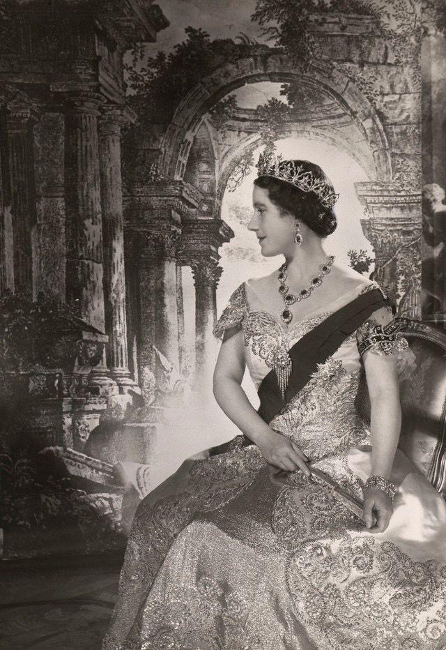 Queen Elizabeth, The Queen Mother by Cecil Beaton Queen