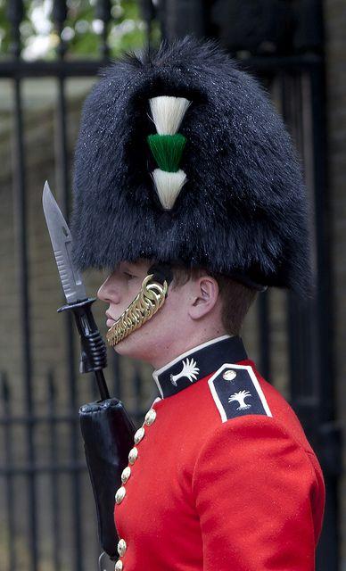 Welsh Guardsman British Army Welsh British Army Uniform