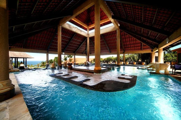 10 Coolest Hydrotherapy Spas In The World With Images Bali Spa