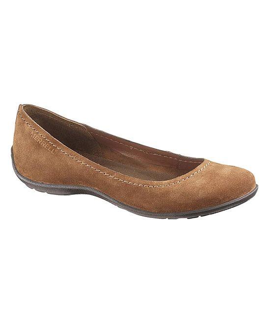 8701cc3d Merrell Oak Avesso Suede Flat | for my feet | Merrell shoes women ...