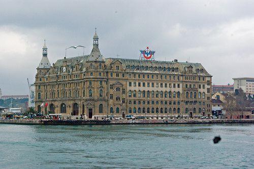 Turkey - Turkije (Istanbul/Haydarpasa Station)