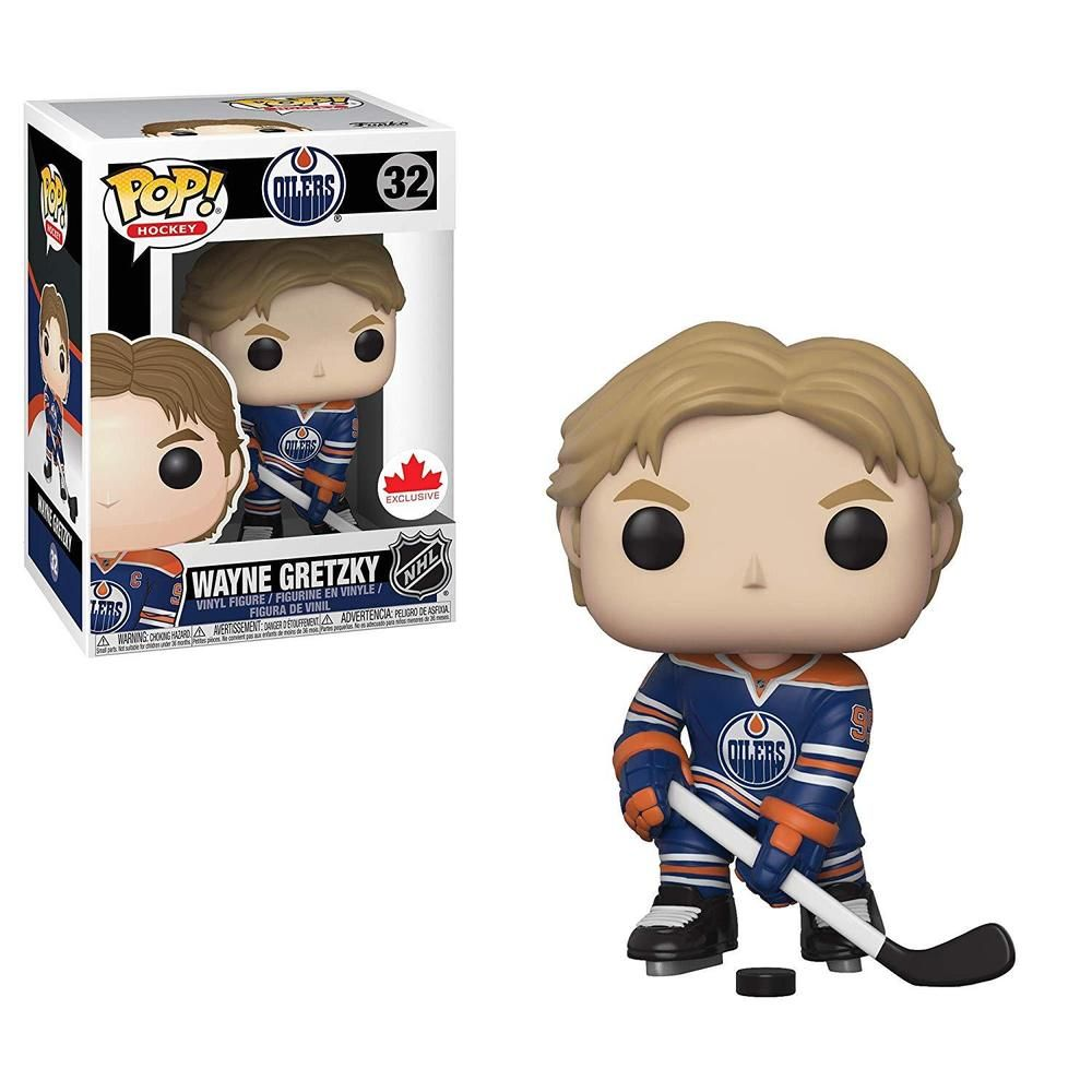 Funko POP! Hockey Edmonton Oilers 32 Wayne Gretzky NHL