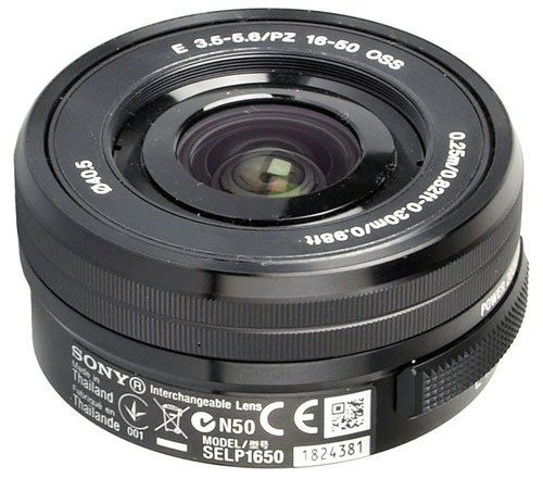 Great Travel Zoom Lens Sony Selp1650 16 50mm Power Zoom Lens Sony Zoom Lens Lens Photography Equipment