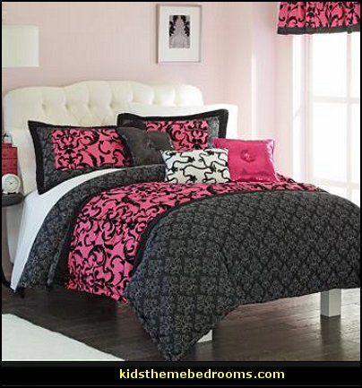 Funky Teenage Bedding