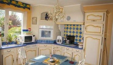 déco cuisine provencale | Maison - Décoration intérieure | Pinterest