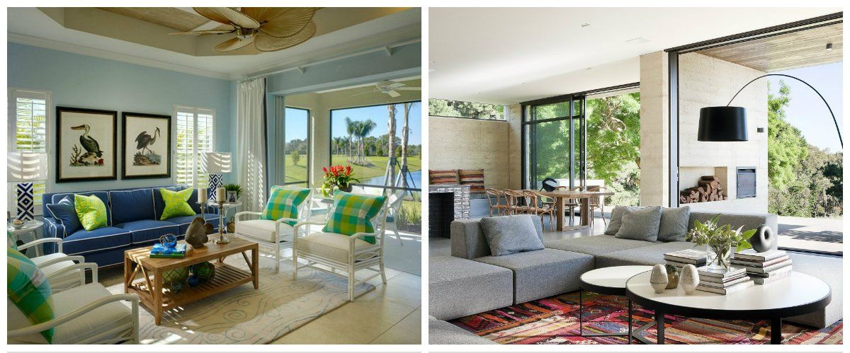 tropical living room best trends and features of tropical