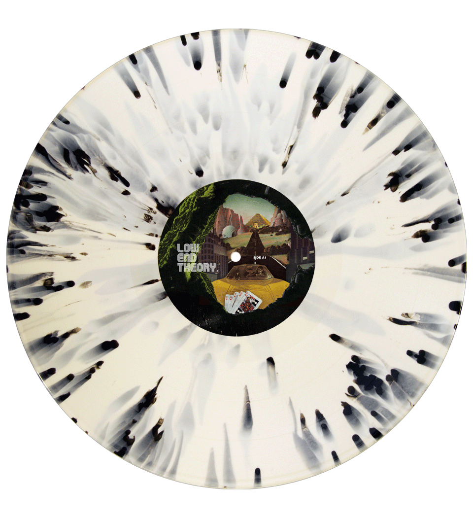 12'' Serato Pressing - Low End Theory (Pair) - New Releases - Vinyl | Serato.com