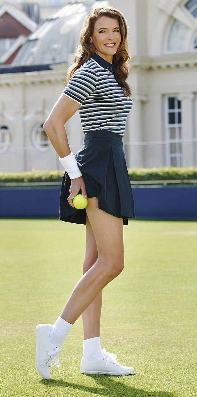 ANNABEL CROFT models the High Street outfits inspired by