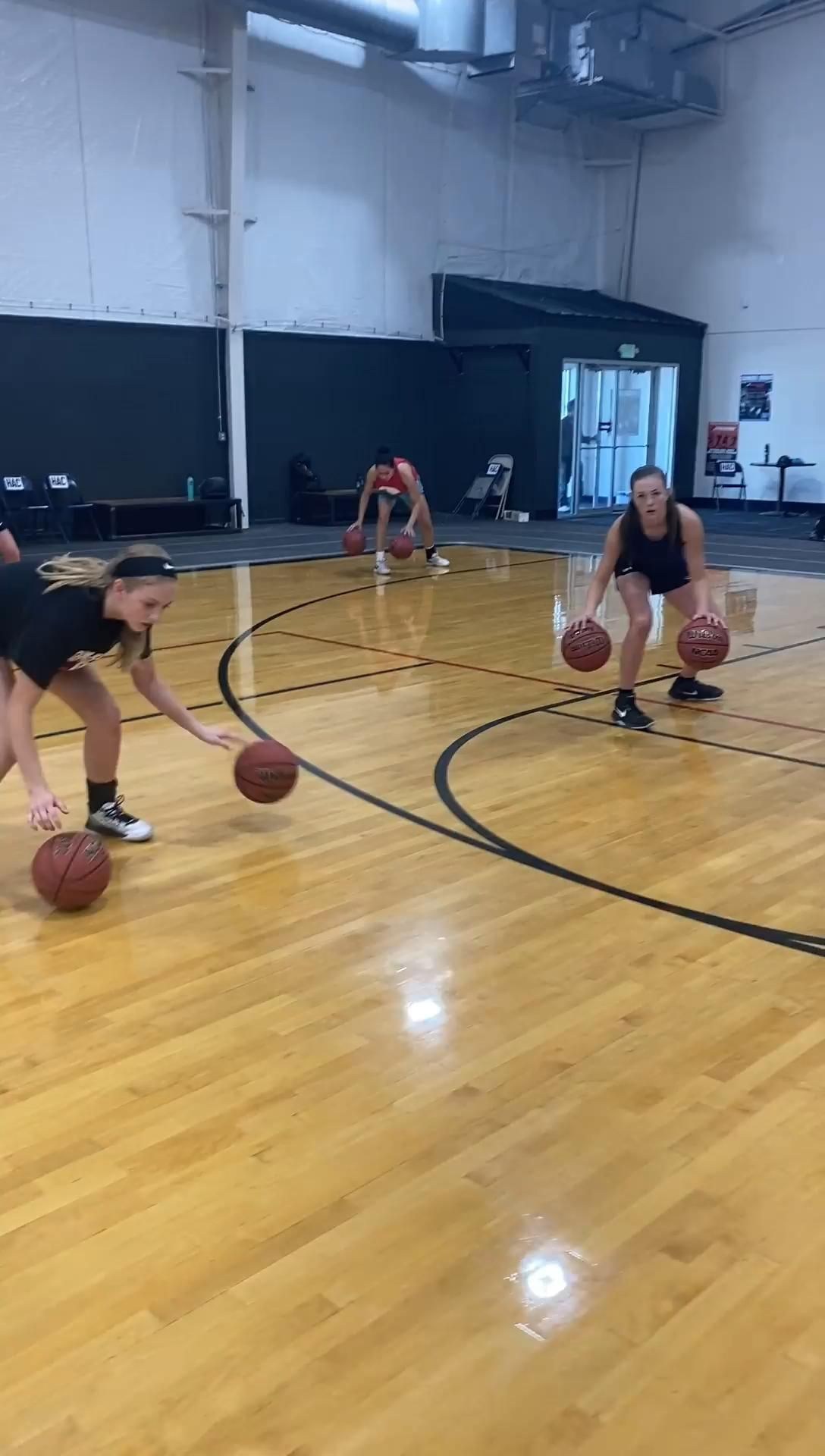 Hac Basketball Clinic 6 19 20 Video In 2020 Basketball Athletic Clubs Clinic