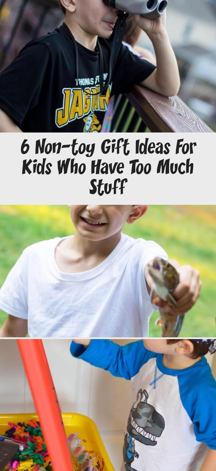 Are you sick of stepping on legos? Do your kids have boxes of toys they never play with? Check out these 6 easy non-toy gift ideas that all kids will surely love! #nontoygifts #giftsforkids #giftsforgirls #giftsforboys #giftideas #Cutetoys #toysIlustration #Papertoys #Rabbittoys #toysForWomen