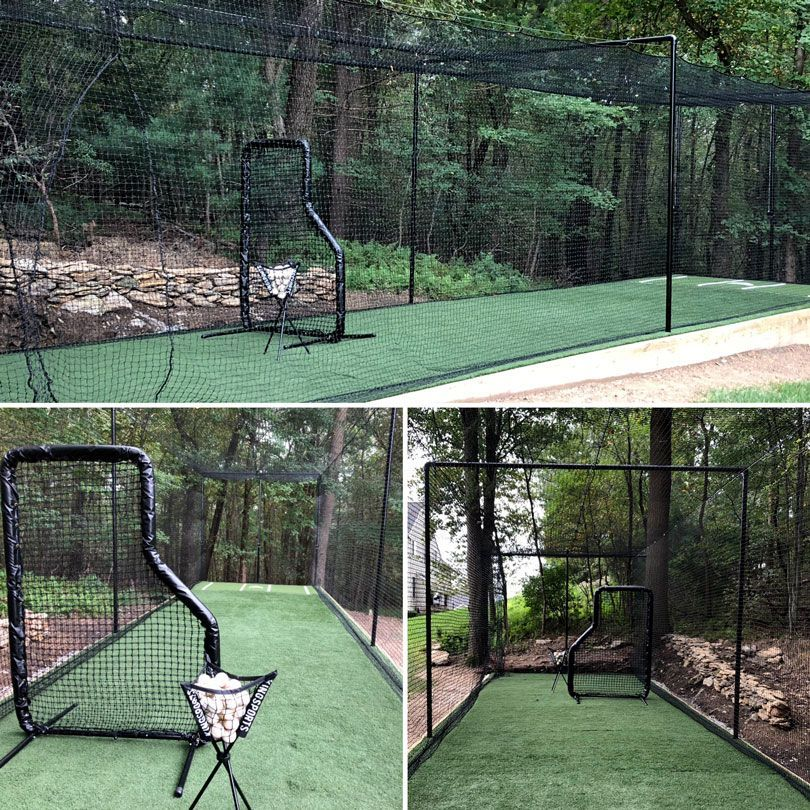 How to Build a Batting Cage for Your Backyard | Batting ...