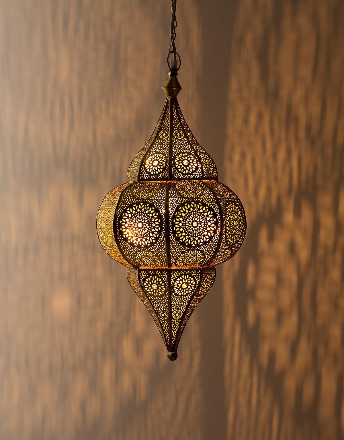 TAJ LAMP lampa mässing | Lampor, Mässing, Inredning