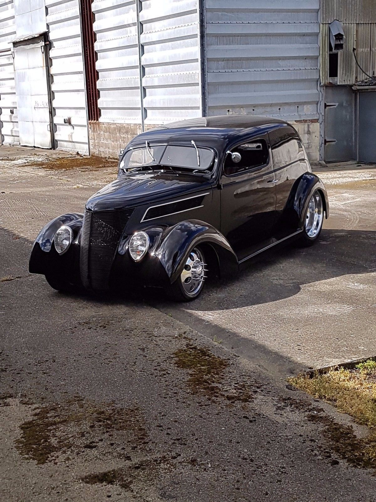 Custom 37 ford hotrod all steel !! 1 of a kind   Ford, Vehicle and Cars