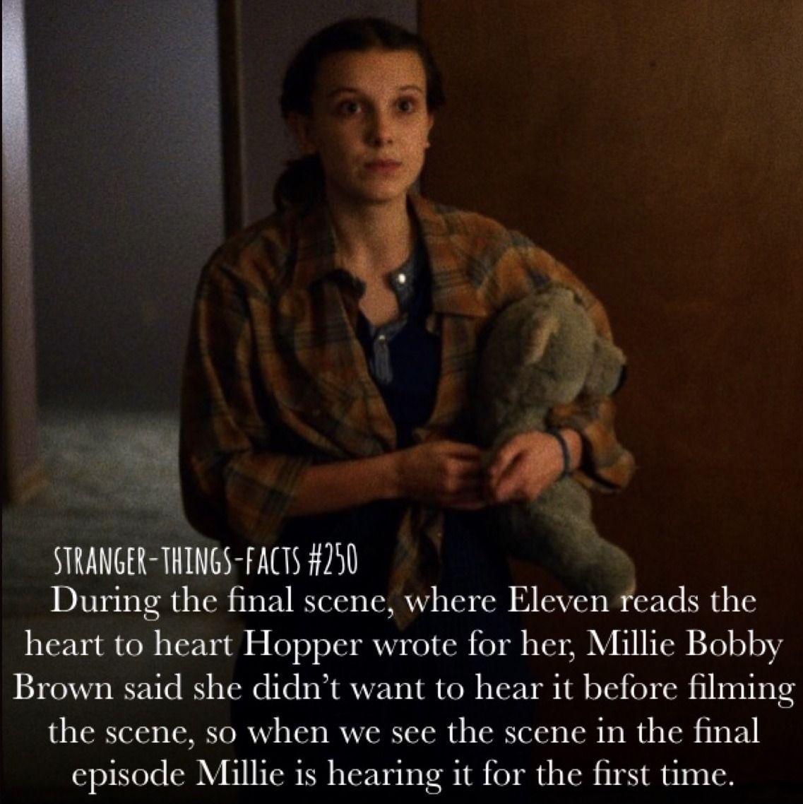 Stranger Things Facts