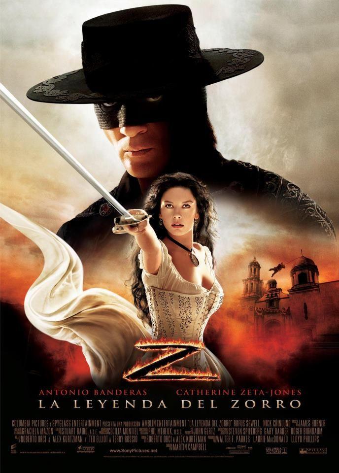 A Lenda Do Zorro The Legend Of Zorro 2005 Zorro Movie The