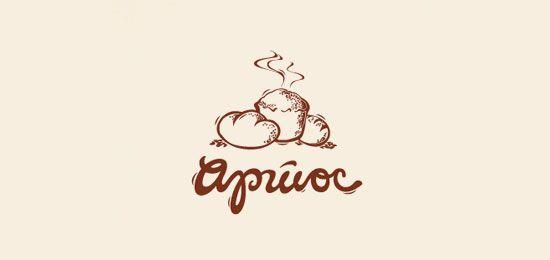 60 Delicious Food Inspired Logo Design | Logo food ...
