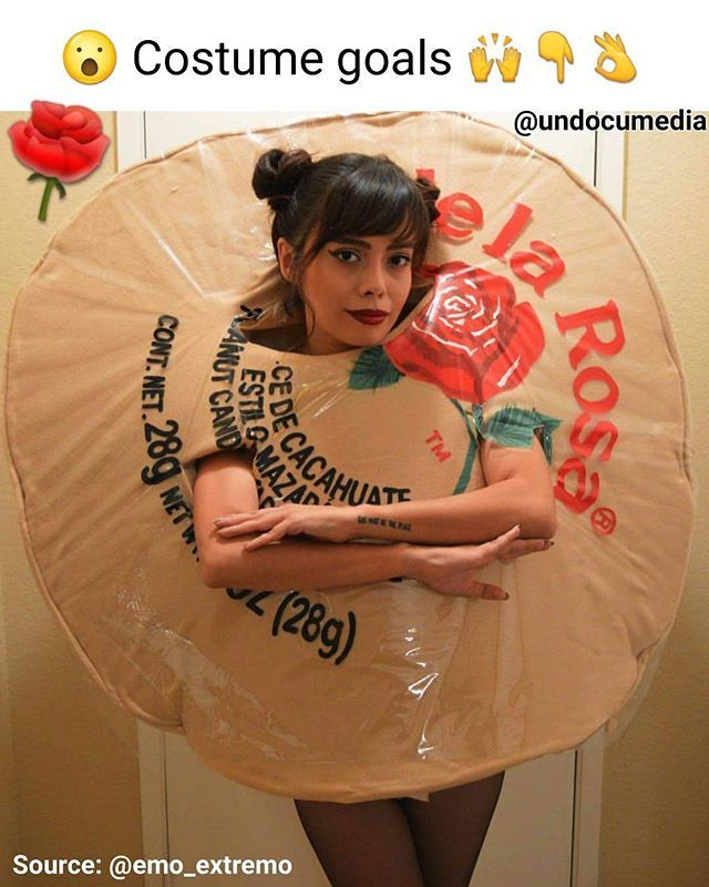 Latina Goals On Twitter Twitter Ig Megaanngood: She Did It Again! #Mazapan #Halloween #costume #goals