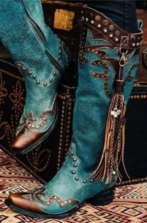 Boots, Cowgirl boots