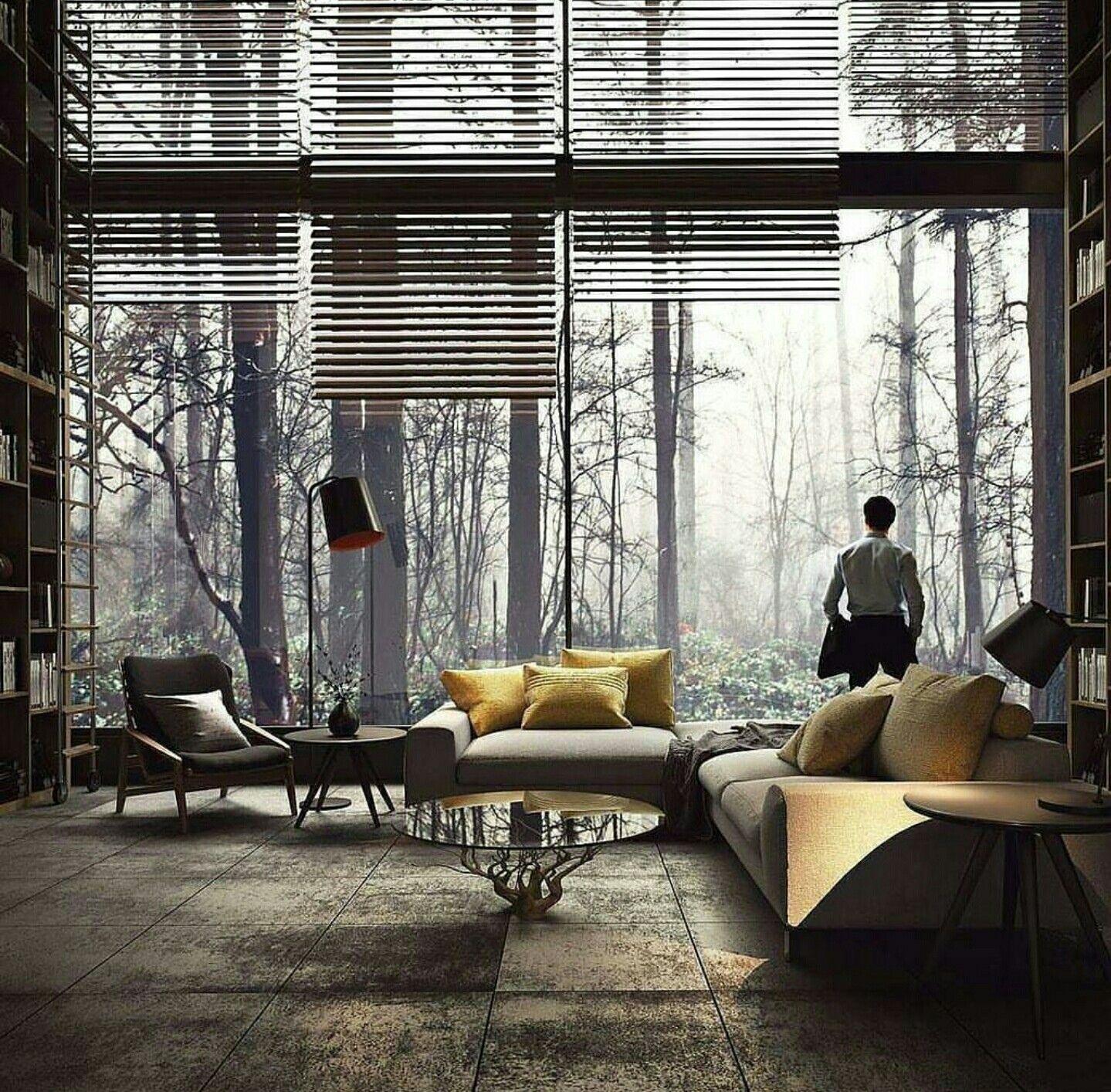 Interior Designed Living Rooms Impressive Pinstefan Wessel On Design  Pinterest  Lofts And Interiors Design Ideas
