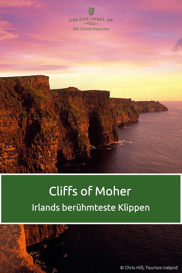 Irland Cliffs Of Moher In 2020 Irland Reise Irland Irland