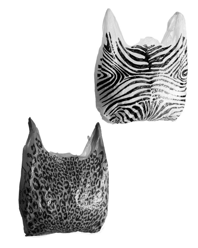 design a plastic bag