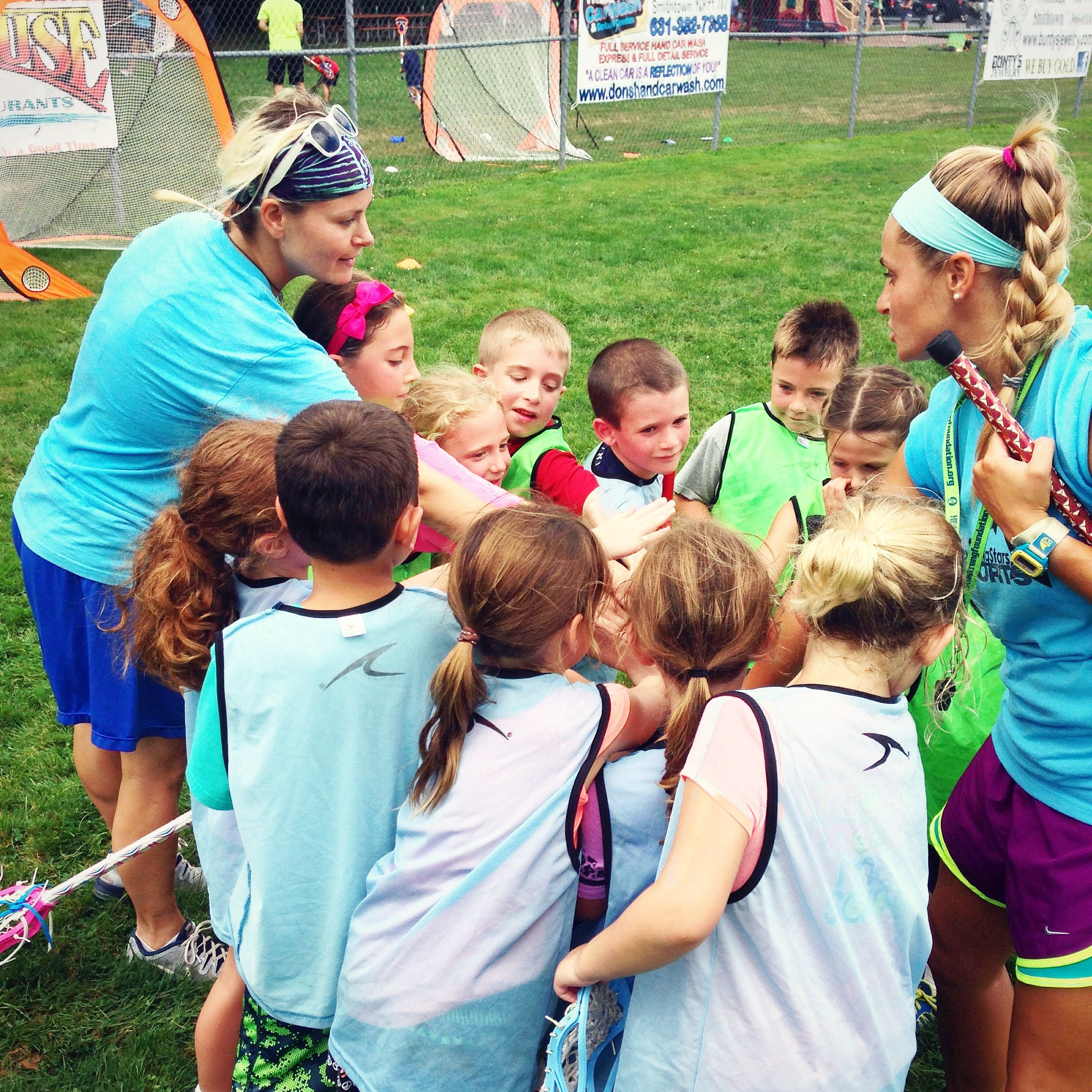 Enroll in a fun, filled sports camp this summer for