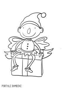 elf coloring pages printables for free  portale bambini