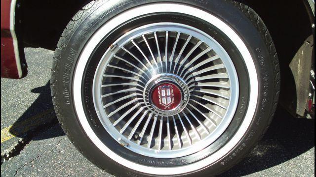 1987 Mercury Grand Marquis Grand Marquis Woody Wagon Lincoln