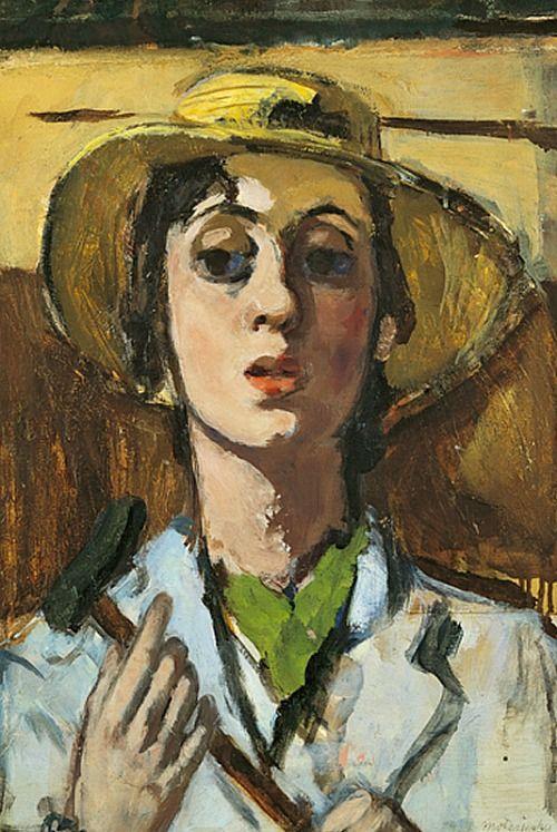 Marie-Louise von Motesiczky, 1937 /   (Austrian, 1906 - 1996)