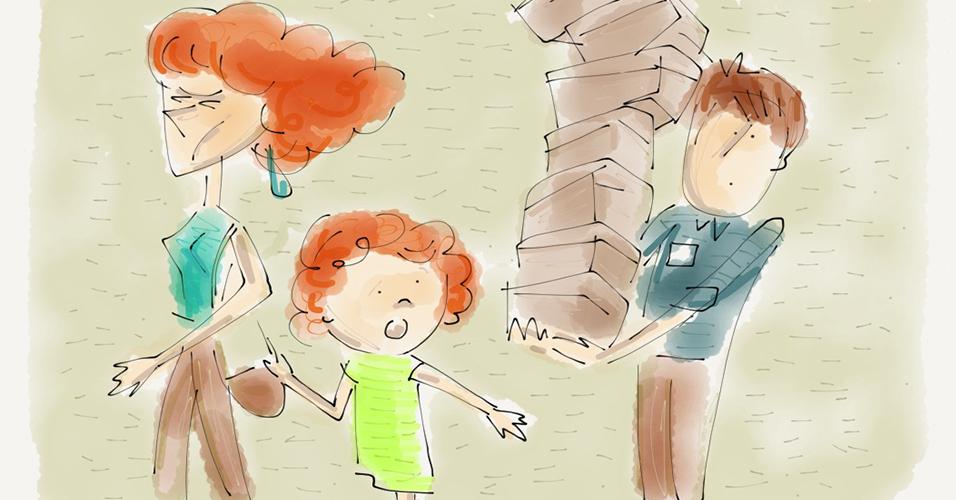 Veja dez atitudes dos pais que deseducam os filhos