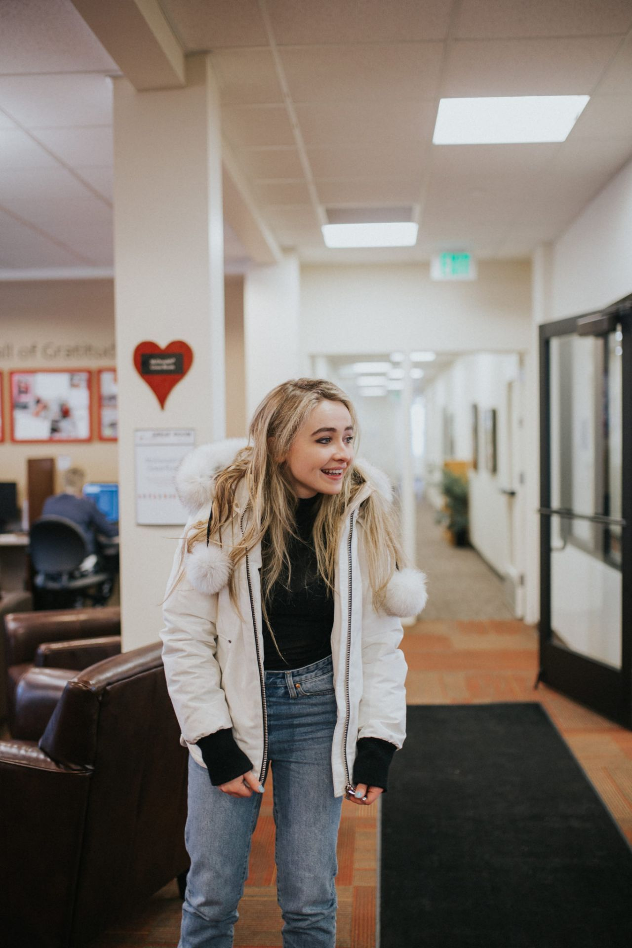 Pawn Shops Salt Lake City >> Sabrina Carpenter - Visits the Ronald McDonald House in Salt Lake City, UT 2/23/ 2017 in 2019 ...