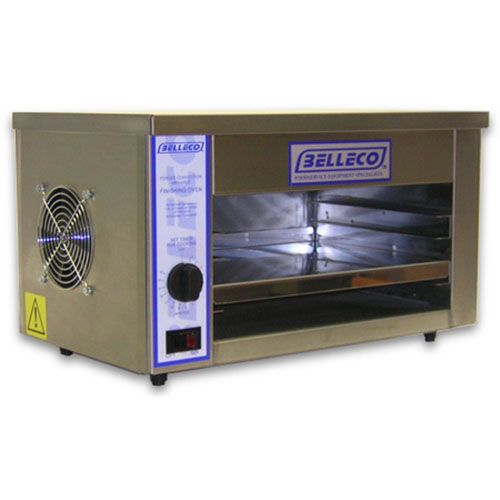 Belleco Jw1 Commercial 13 Countertop Infrared Finishing Broiler