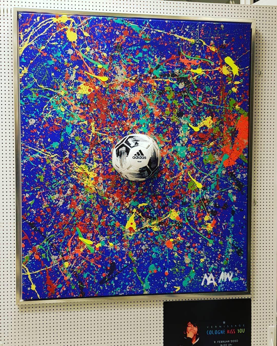 Gefallt 47 Mal 0 Kommentare Galerie Wehr Galeriewehr Auf Instagram Kidsfoundation Projekt Mikail Akar Und Manuel Neuer Nur Noch 4 Exempla In 2020 Painting Art