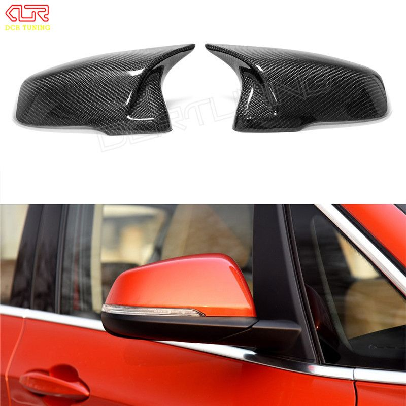Dcr Style Touring Carbon Fiber Rear View Mirror For Bmw 2 Series