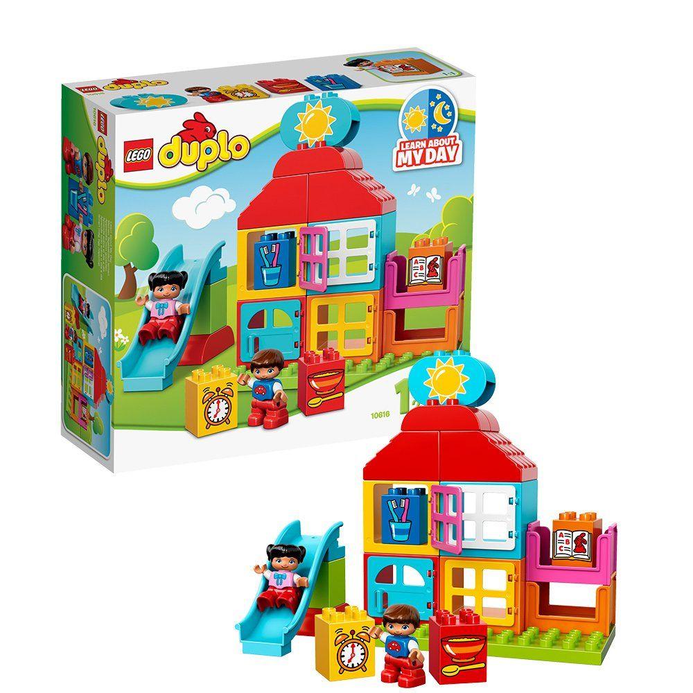 Lego Duplo 10616 - Mein erstes Spielhaus, 1,5-5 Jahre, mit ...