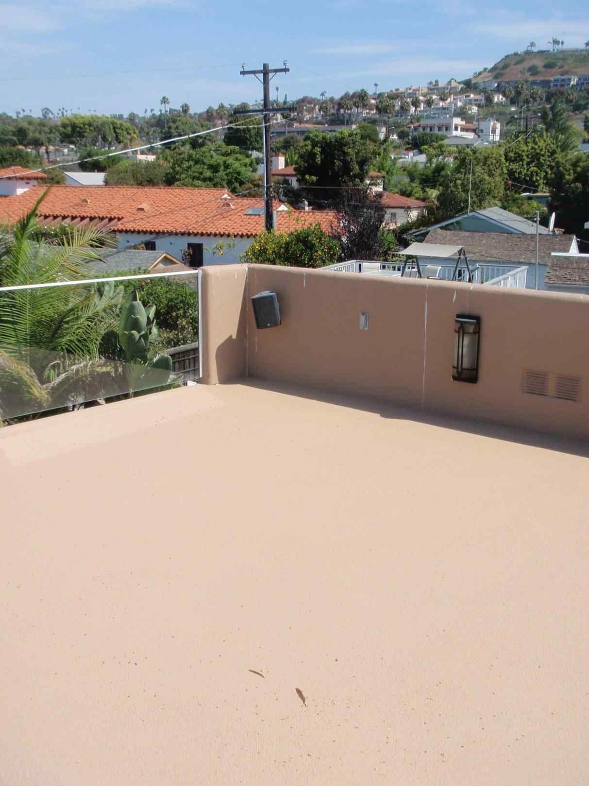Concrete Roof Deck Waterproofing Home Roof Ideas Concrete Roof Roof Deck Roofing