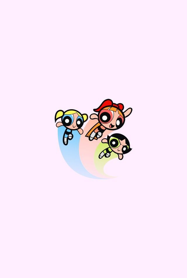 Pin By Shakira On Wallpaper Powerpuff Girls Wallpaper Cartoon