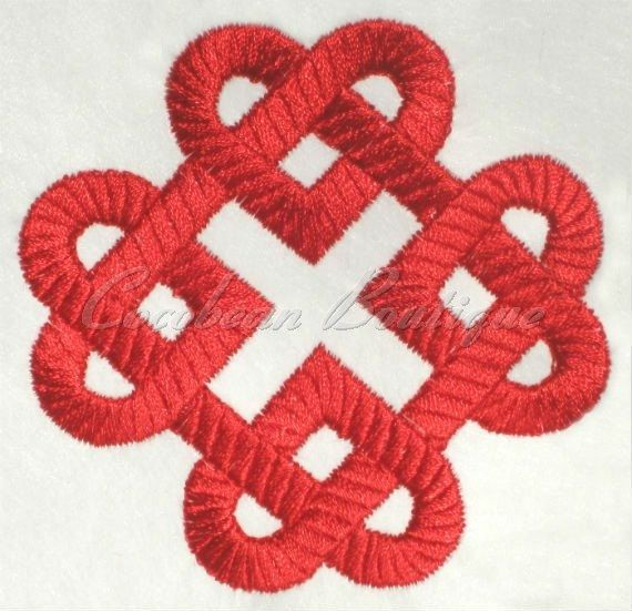 Celtic Knot Machine Embroidery Celtic Knots By And On